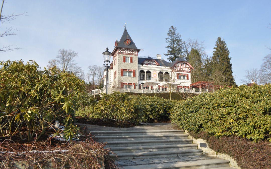 Villa Meggen Zwitserland